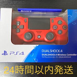 PlayStation4 - PS4 ワイヤレスコントローラー 純正品 デュアルショック4 新品