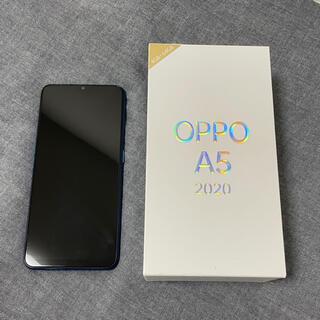 OPPO - OPPO A5 2020 blue