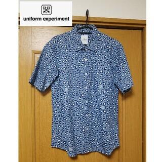 uniform experiment - 新品 uniform experiment ユニフォームエクスペリメント シャツ