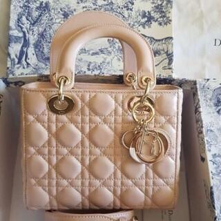 Dior - レディディオール ハンドバッグ