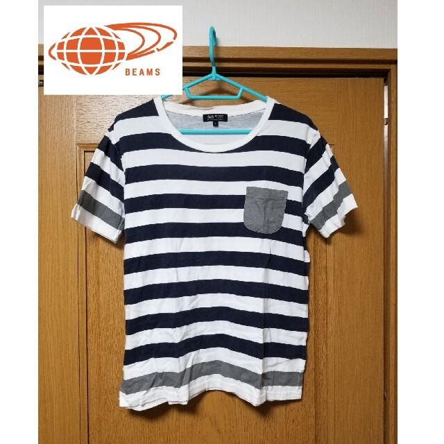 BEAMS(ビームス)のBEAMS ビームス 半袖 ボーダー Tシャツ ティシャツ メンズのトップス(Tシャツ/カットソー(半袖/袖なし))の商品写真
