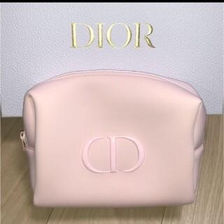 Dior - ⚠️早い者勝ち⚠️新品✨ディオールピンクポーチ