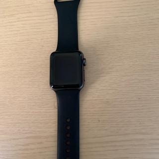 Apple Watch - apple watch series3 美品