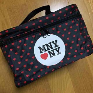 メイベリン(MAYBELLINE)のMAYBELLINE NEW YORK バニティポーチ 新品(ポーチ)