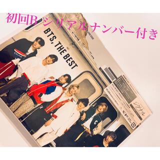 新品 BTS, THE BEST(初回限定盤B)