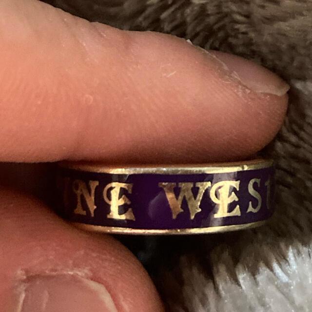 Vivienne Westwood(ヴィヴィアンウエストウッド)のヴィヴィアン  レディースのアクセサリー(リング(指輪))の商品写真