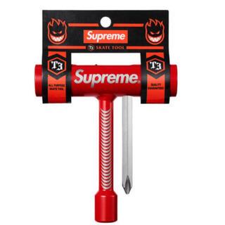 シュプリーム(Supreme)のSupreme Spitfire Skate Tool Red (スケートボード)