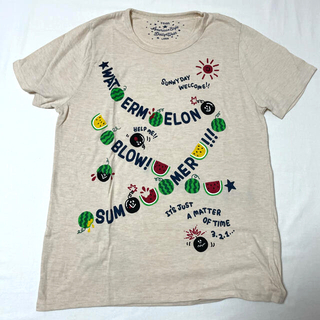 rough - rough  半袖 Tシャツ