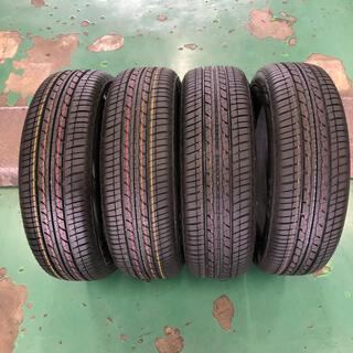 BRIDGESTONE - 中古タイヤ185/60R16日産ノート新車はずし4本セット