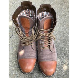 ティンバーランド(Timberland)のレア ティンバーランド timberland 春〜秋 ブーツ 27.5cm(ブーツ)