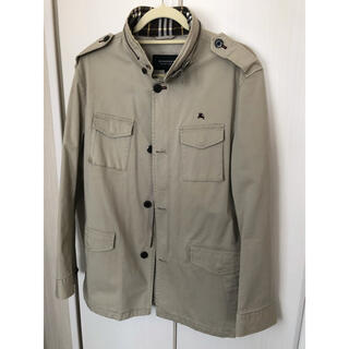 BURBERRY BLACK LABEL - バーバリーブラックレーベルのジャケット!