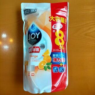 ピーアンドジー(P&G)の食洗機用ジョイ JOY オレンジピール成分入り 詰め替え 特大 930g 1袋(洗剤/柔軟剤)
