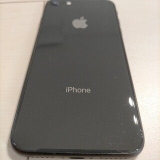 iPhone - iPhone8  (au) 本体