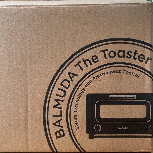 BALMUDA(バルミューダ)のBALMUDA トースター ベージュ スマホ/家電/カメラの調理家電(調理機器)の商品写真