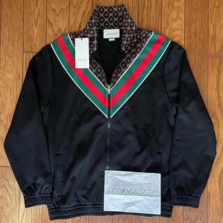 グッチ(Gucci)の【新品】GUCCI GGスタープリント オーバーサイズ ジャージージャケット(ジャージ)