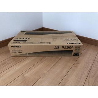 東芝 - 東芝レグザ HDD/3チューナー搭載 ブルーレイレコーダー DBR-T1009