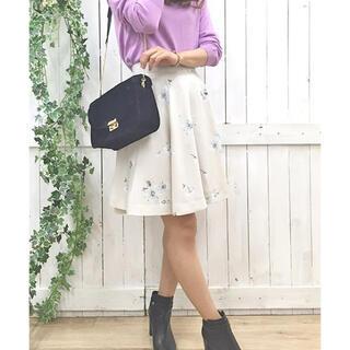 Noela - マーガレット柄スカート