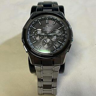 シチズン(CITIZEN)のカシオ オシアナス OCW-S1250TC-1AJF 超美品(腕時計(アナログ))
