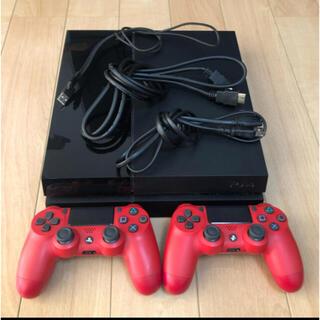 SONY - PS4 プレステ4 本体 動作確認済み 500GB