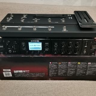 ボス(BOSS)のLine6 POD HD PRO + FBV SHORT BOARD セット(エフェクター)