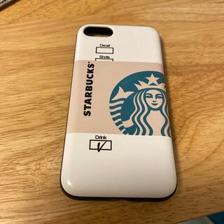Starbucks Coffee - iPhone8 スタバケース
