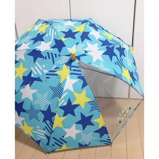 【新品未使用】キッズ用 50cm傘(傘)
