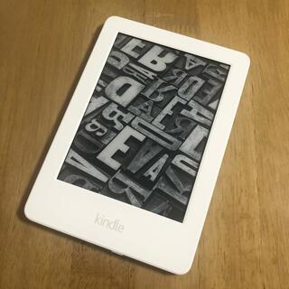 Kindle PaperWhite 第7世代 Wi-Fi 4GB 広告あり