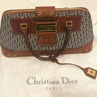 Dior - Dior  ハンドバッグ トロッター柄