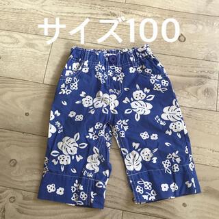 ムージョンジョン(mou jon jon)のサイズ100  ハーフパンツ(パンツ/スパッツ)