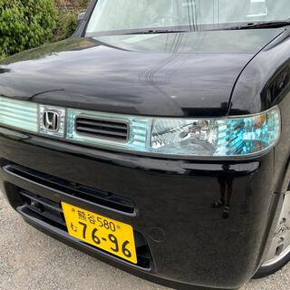 ホンダ(ホンダ)のホンダ ザッツ 人気の黒 車検有り コミコミ価格(車体)