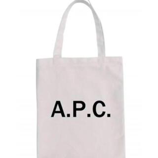 A.P.C - 大人気のアーペーセー トートバッグ