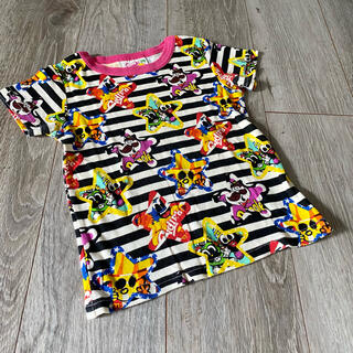 ジャム(JAM)のJAM jam ジャム プリントTシャツ 110 値下げ(Tシャツ/カットソー)