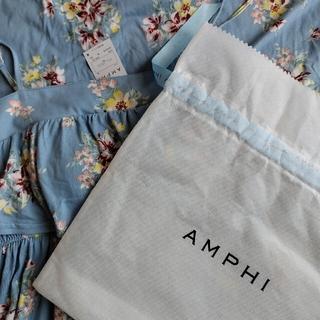 AMPHI - AMPHI アンフィワンピース 未使用