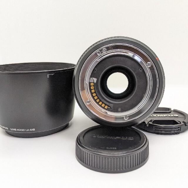 OLYMPUS(オリンパス)の7月9日【超美品】OLYMPUSオリンパス ZUIKO 40-150mm スマホ/家電/カメラのカメラ(レンズ(ズーム))の商品写真