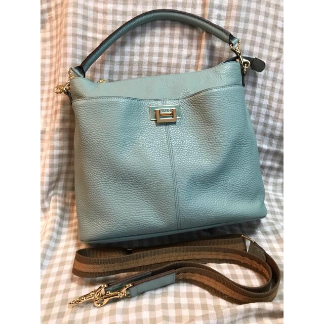 ATAO(アタオ)の新品未使用 アタオ  ウィークエンド シエロ レディースのバッグ(ショルダーバッグ)の商品写真
