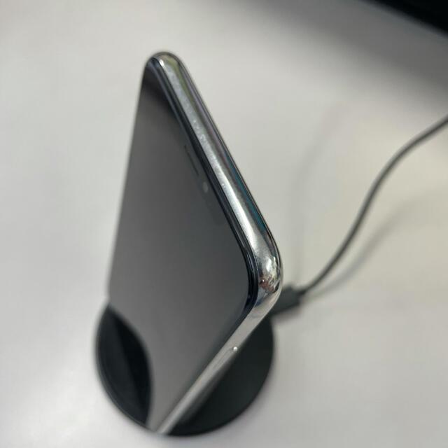 iPhone(アイフォーン)のiPhone X 256GB 本体 スマホ/家電/カメラのスマートフォン/携帯電話(スマートフォン本体)の商品写真