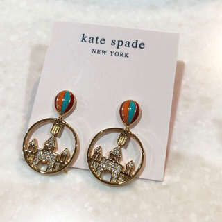 ケイトスペードニューヨーク(kate spade new york)のKate spade ケイトスペード ピアス(ピアス)