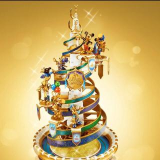Disney - TDL ディズニー 35周年 セレブレーションタワー フィギュア