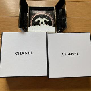 シャネル(CHANEL)のCHANEL空箱(ショップ袋)