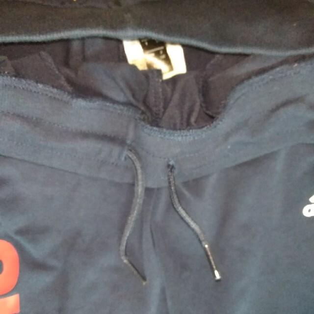 adidas(アディダス)のアディダスハーフパンツ140☆美品 キッズ/ベビー/マタニティのキッズ服男の子用(90cm~)(パンツ/スパッツ)の商品写真