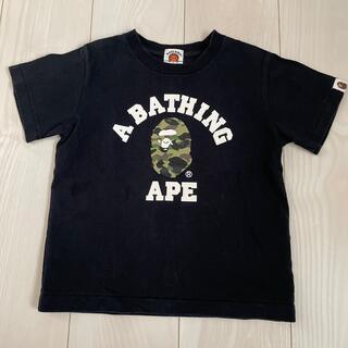 A BATHING APE - APE Tシャツ キッズ 110cm