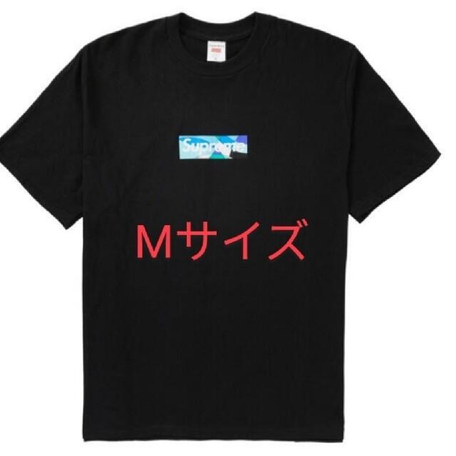 Supreme(シュプリーム)のMサイズ Supreme®/Emilio Pucci® Box Logo Tee メンズのトップス(Tシャツ/カットソー(半袖/袖なし))の商品写真