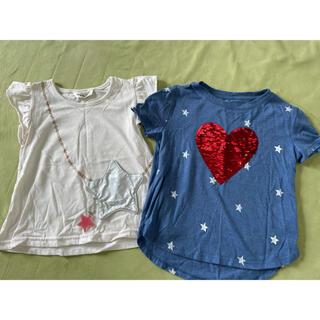 ギャップキッズ(GAP Kids)のキッズ Tシャツ 2枚セット(Tシャツ/カットソー)