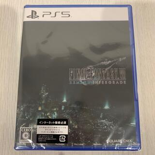 SQUARE ENIX - 【新品未開封】ファイナルファンタジーVII リメイク インターグレード PS5版