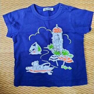 familiar - ファミリア familiar ベビー 半袖Tシャツ 90サイズ