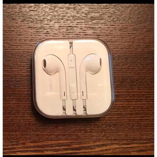 Apple - アップル純正 イヤホン iPhone 6 付属品