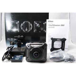 Nikon - Nikon KeyMission 360 キーミッション