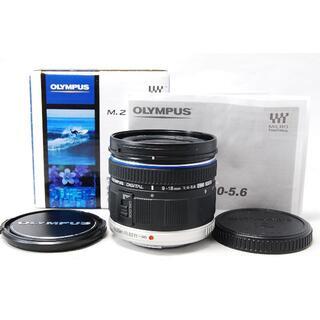 OLYMPUS - OLYMPUS M.ZUIKO DIGITAL ED 9-18mm F4-5.6