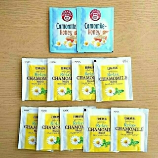カモミールティー(茶)