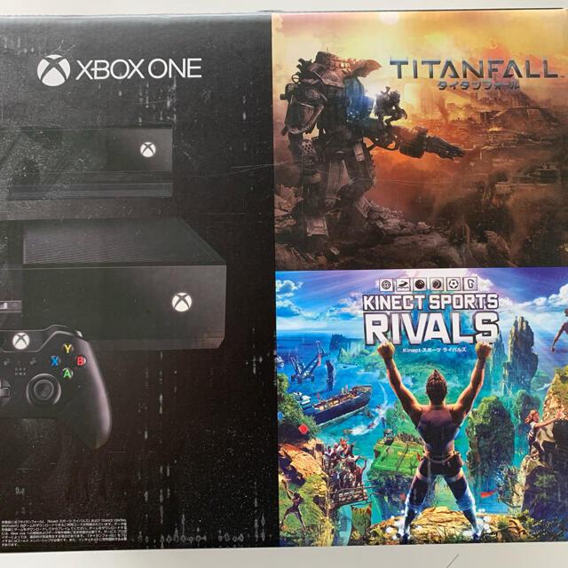 Xbox(エックスボックス)のXbox one  (数量限定のDay One Edition) エンタメ/ホビーのゲームソフト/ゲーム機本体(家庭用ゲーム機本体)の商品写真